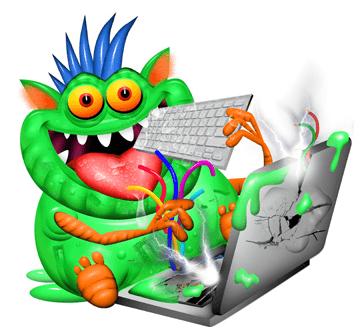Удаление вирусов в Копейске